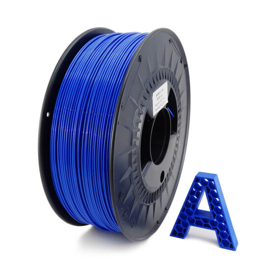 PET-G Filament modrá 1 kg 1,75 mm AURAPOL